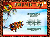Royale Island Coffee Hawaii