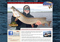 Dunlop's Fly In Fishing Lodge