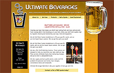 Ultimate Beverages Draft Line Cleaning