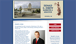 Donald G. Zarow Barrister & Solicitor