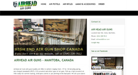 Airheads Air Guns