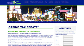Casino Tax Rebate