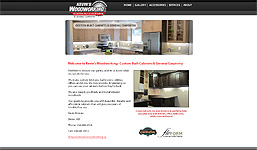 Kevin's Woodworking & Custom Cabinets