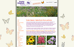 Prairie Originals Native Plants and Wildflowers