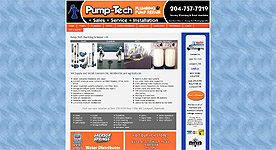 Pump-Tech Plumbing & Pump Repair